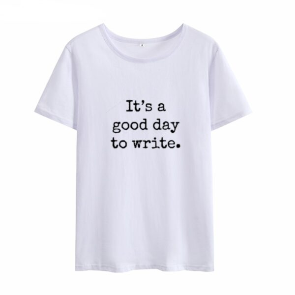 T-Shirt It's A Good Day To Write | Taehyung – BTS