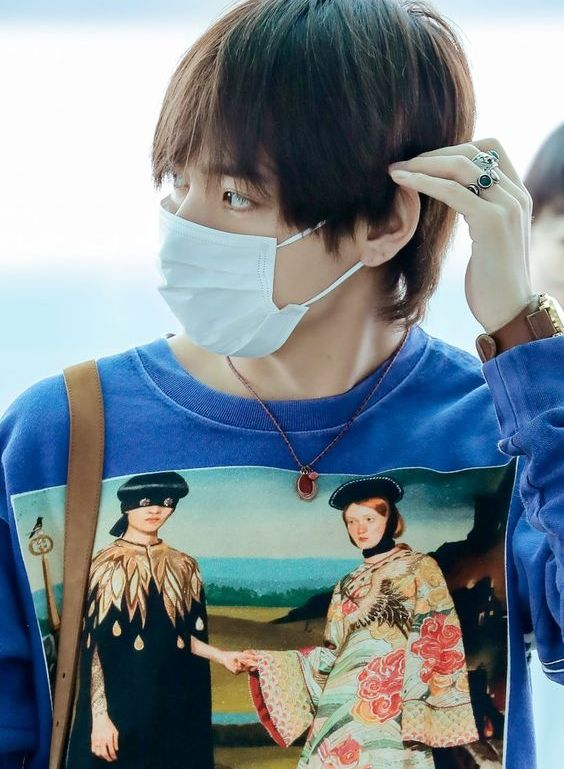Necklace With Pendant | Taehyung – BTS
