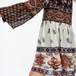 Embroidered Patchwork Dress   Yuqi – (G)-IDLE