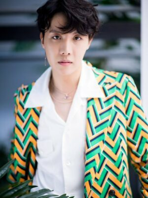 Dolphin Tail Necklace Silver | J-Hope – BTS
