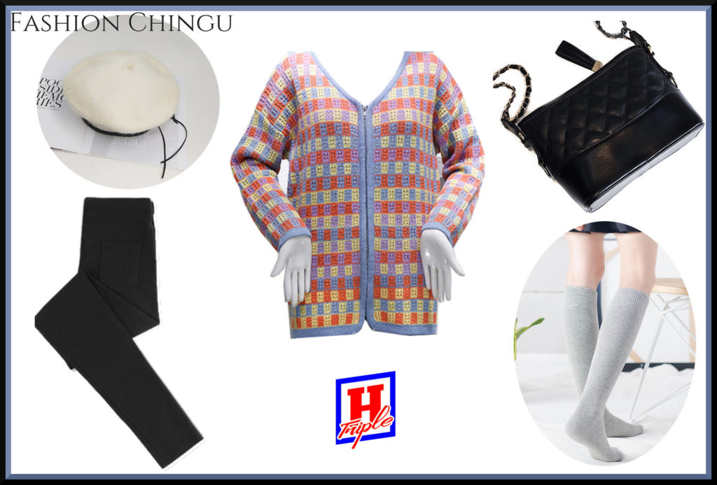 Hyuna inspired outfit from the Date with E-Dawn