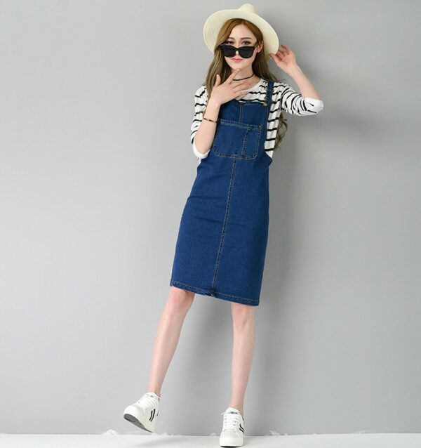 Jeans Dress | Hong Seol – Cheese in the Trap