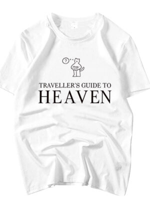 Junghwa Traveller's Guide to Heaven T-Shirt (1)