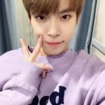 Purple Booze Sweater   Doyoung – NCT