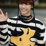 Snoopy Black and White Stripes Sweater | Jaemin – NCT