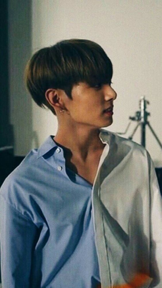 Two Blue Colored Shirt | Jungkook – BTS