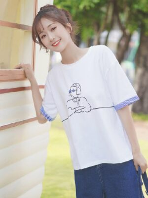 Cool Casual Graphic T-shirt