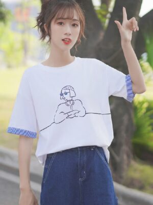 Cool Casual Graphic T-shirt (8)