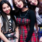 Suspendered Red Plaided Dress   Jihyo – Twice