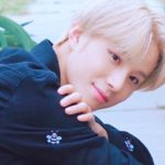 Black Jacket With Bee Embroidered Design | Jungwoo – NCT