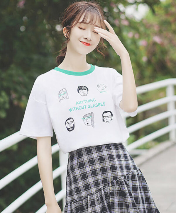 Anything Without Glasses T-Shirt