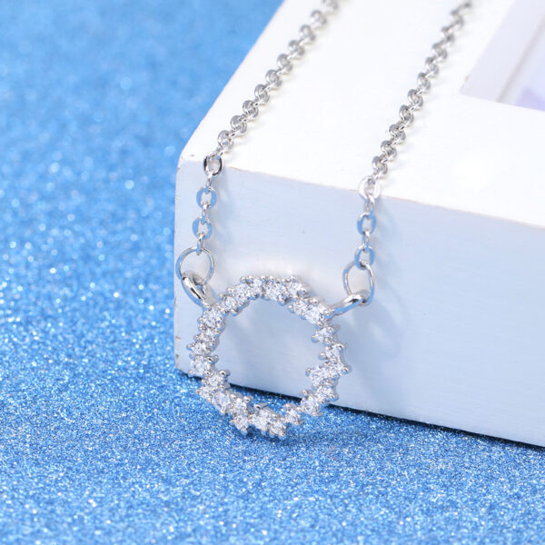 Small Circle Pendant Necklace | Shim Cheong – The Legend Of The Blue Sea