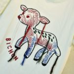 Cute Animal Embroidered T-Shirt   J-hope – BTS