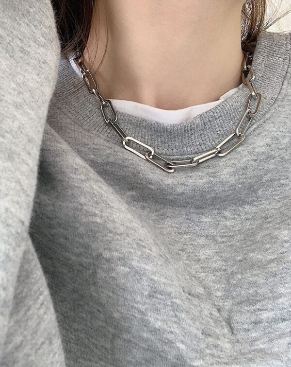 Gold Chain Necklace | Rose – BlackPink