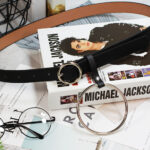 Black Round Buckle Belt With Ring | Soyeon – (G)I-DLE