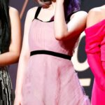 Pink Embellished Tulle Gown | Dahyun – Twice
