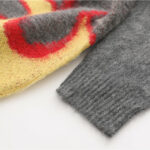 Flame Mohair Sweater | Beomgyu – TXT