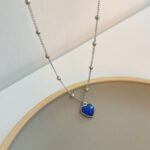 Color-Changing Heart Necklace   Taehyung – BTS