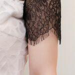 Bodycon Lace Dress   Wendy – Red Velvet