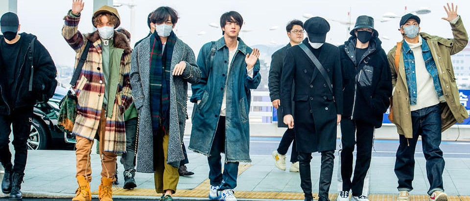 BTS Airport Fashion Looks And What They Say About Them